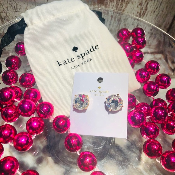 kate spade Jewelry - Kate Spade ♠️ New York gumdrops studs earrings 💖